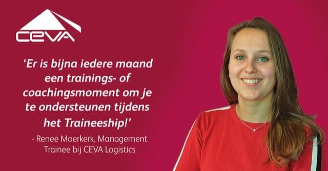 YES! Je bent geselecteerd bij CEVA, en dan?
