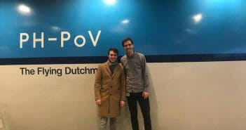 Trainee meets Trainee met Joram @KLM – Young Colfield