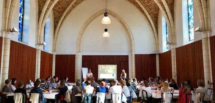 Op summercourse naar de Ardennen: opleiding, zon én gezelligheid met collega's