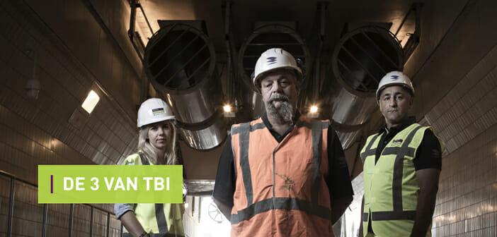 De 3 van TBI report: Aantrekkelijke werkomgeving (aflevering 1)