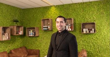 Mohamed Oukha (27), Management trainee Merchandising en Sourcing Albert Heijn