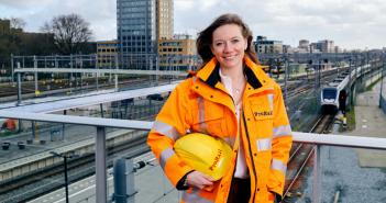 Annemiek Silvius – Technisch Trainee ProRail