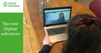 Hoe solliciteer je in een digitale omgeving? | Ahold Delhaize