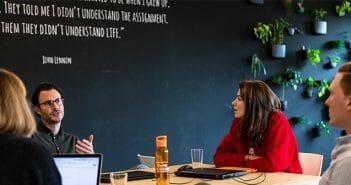 Leiderschap & Corona: We gaan het gewoon fixen met elkaar