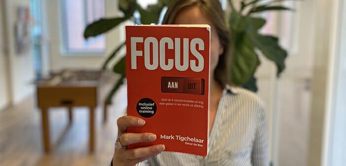 Boek recensie – Focus aan/uit – Mark Tigchelaar