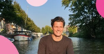 Wouter – Account Management Trainee bij Lime Technologies
