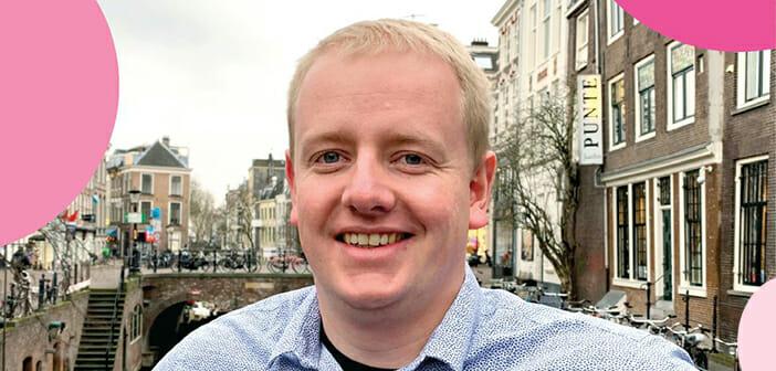 David – Trainee bij Lime Technologies