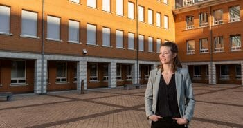Interview met TBI-trainee Rosanne